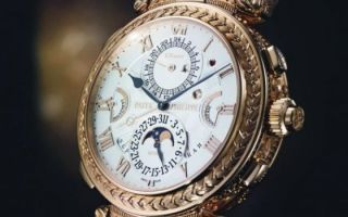 Часы Patek Philippe – оригинал или подделка