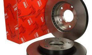 Тормозные диски TRW: оригинал и подделка