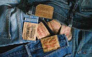 Как отличить подделку джинсов Levi's