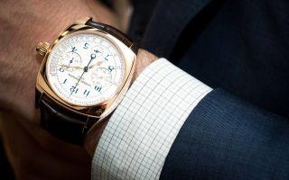 Как отличить подделку часов Vacheron Constantin