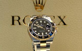 Как отличить подделку часов Rolex