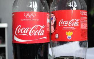 Coca-Cola: как отличить оригинал от подделки