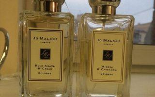 Jo Malone как отличить от подделки
