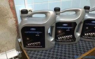 Масло Ford  Formula — как отличить подделку