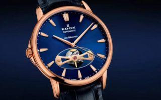 Часы EDOX как отличить подделку