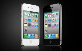 Как отличить подделку iPhone 4