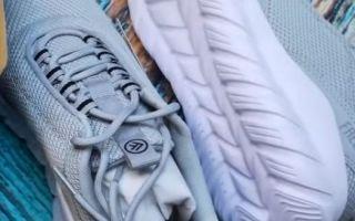 Лучшие кроссовки от фирмы XIAOMI