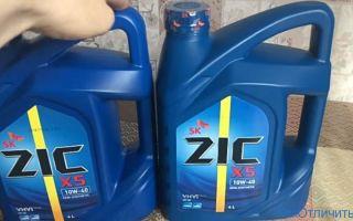 Как отличить поддельное масло ZIC