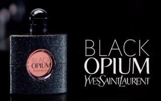 Как отличить подделку духов Black Opium от Ив Сен Лоран