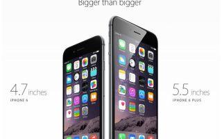 Как отличить оригинальный iPhone 6 от подделки?