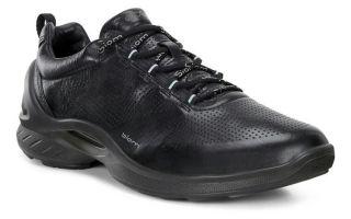 Как определить оригинальные кроссовки Ecco Biom Fjuel и поддельные