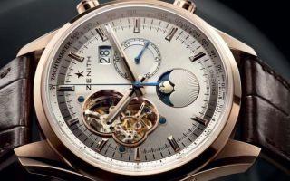 Часы Zenith: подделка или оригинал