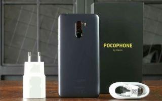 Смартфон Xiaomi Pocophone F1 обзор и характеристики