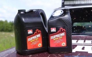Моторное масло Petro-Canada: оригинал или подделка