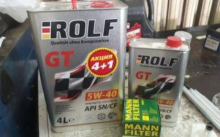 Как отличить оригинальное моторное масло ROLF от поддельного