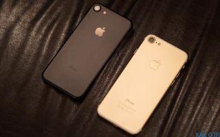 iPhone 7 как отличить копию от оригинала