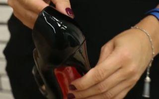 Туфли Christian Louboutin как отличить оригинал от подделки