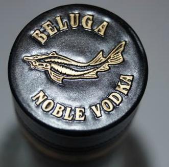 Водка Белуга как отличить от подделки