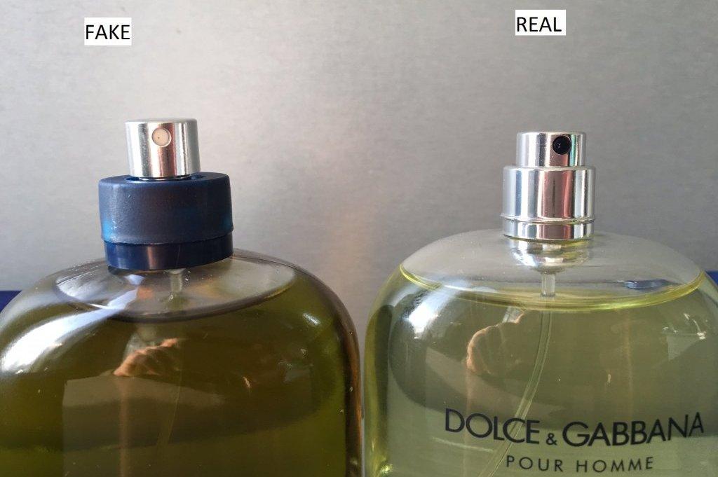 58990513be46 Как отличить оригинальные духи Dolce   Gabbana от подделки
