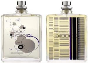 Слева — Molecules 01. Справа — Escentric 01