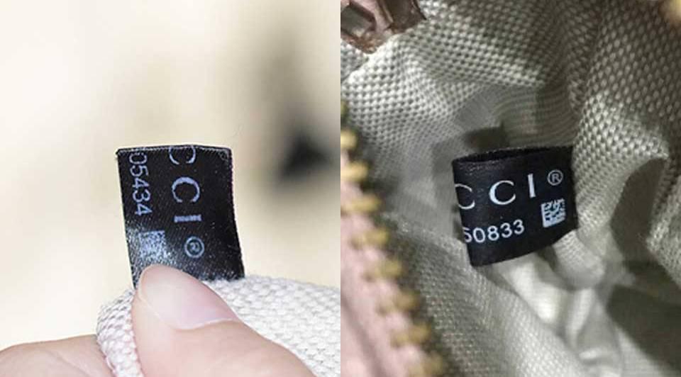 Gucci сравнение сумок с подделкой