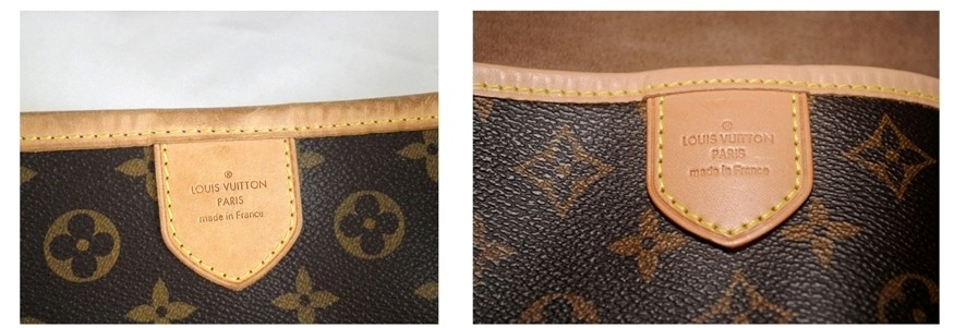 f0fae4a5c4f9 Как отличить настоящую сумку Louis Vuitton от оригинала визуально - ФОТО