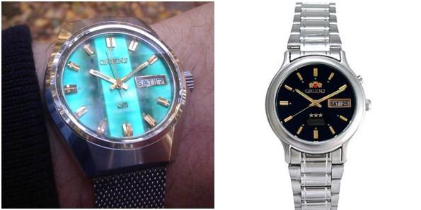 Как отличить часы Orient от подделки