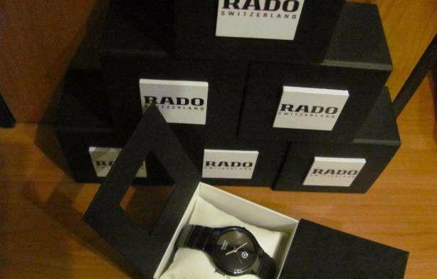 Упаковка часов Rado