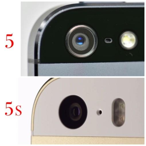 iPhone 5 и 5S в чем отличия