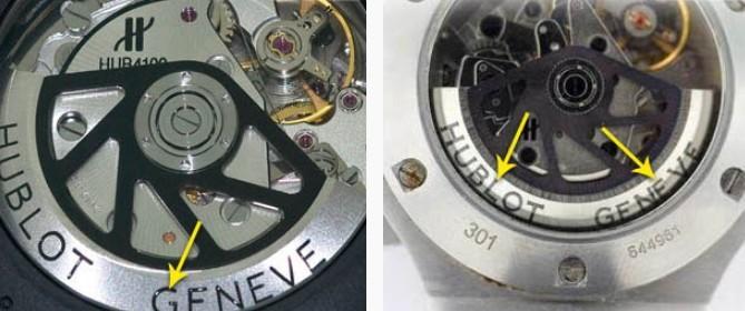 Как отличить часы Hublot от подделки