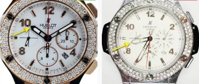 Часы hublot оригинал и подделка отличить сделано в швейцарии