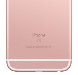 «S» на задней крышке чем отличается iPhone 6 от 6s