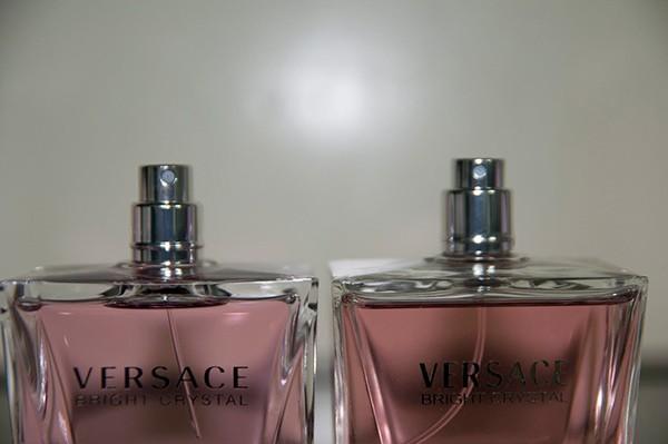 Духи «Versace» как отличить оригинал от подделки