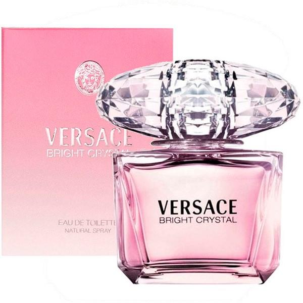 Как отличить подделку духов Versace Bright Crystal