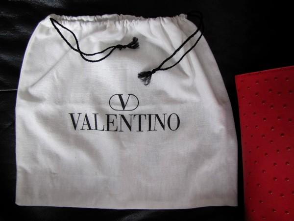 Тканевый мешок сумки Valentino