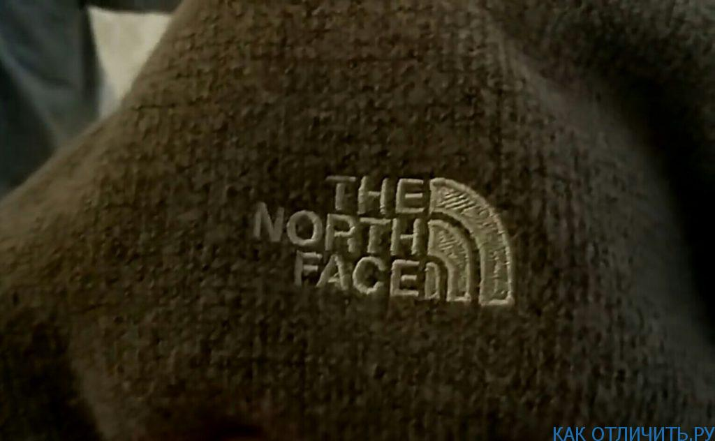 Логотип The North Face