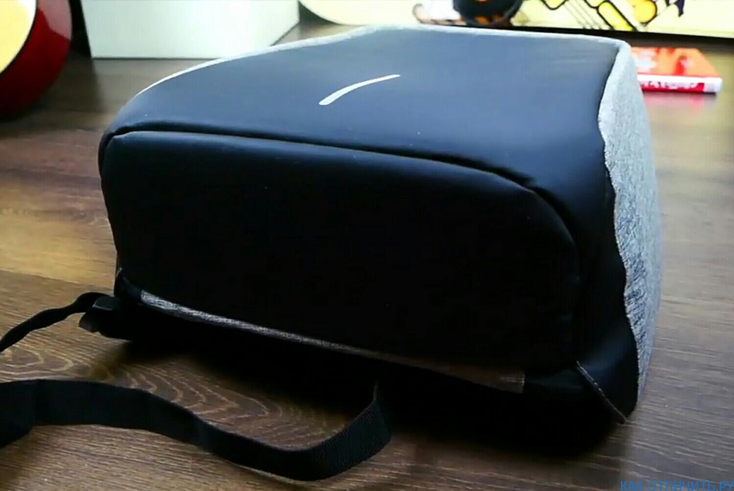 Светоотражатели на рюкзаке Boddy