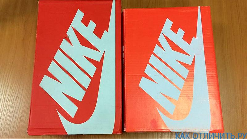 Коробка Nike Air Max 90