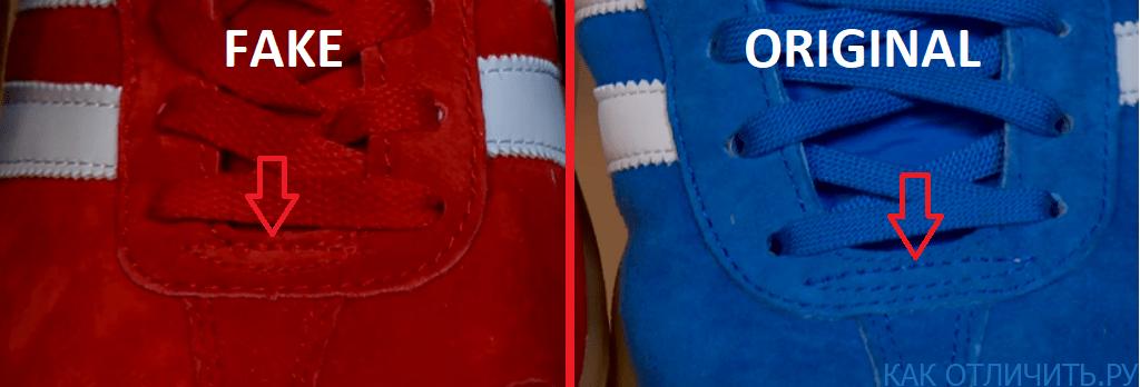 Швы Adidas