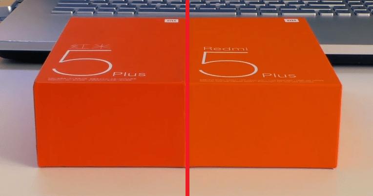 Коробка Xiaomi