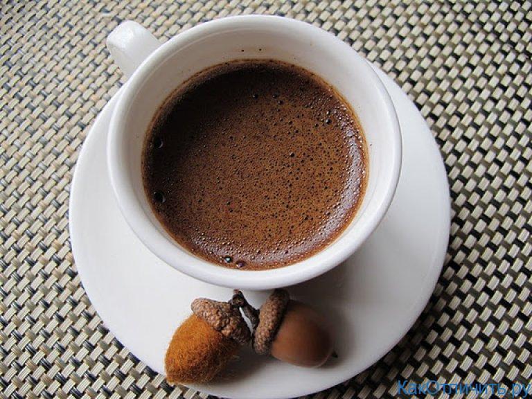 ненатуральный кофе