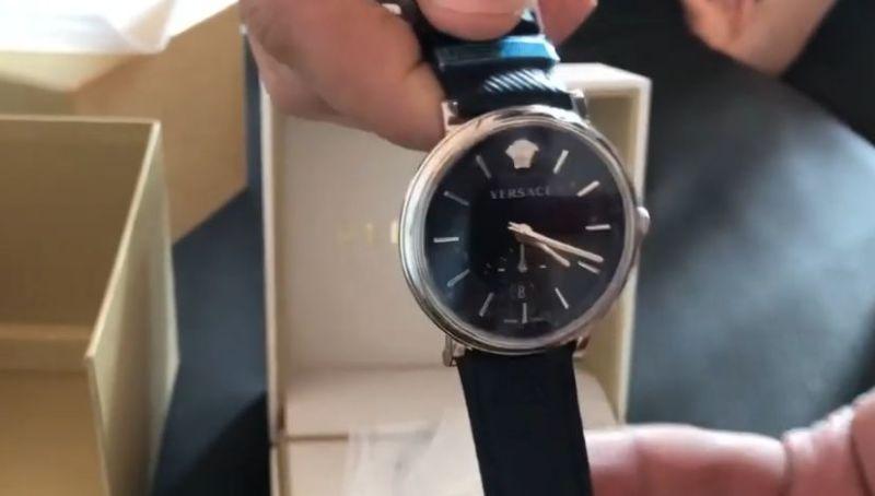 Versace Watch VBQ010017