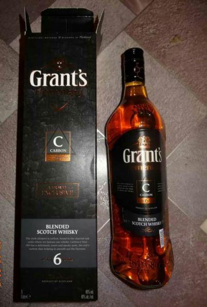 Grant's как отличить оригинальный напиток от поддельного
