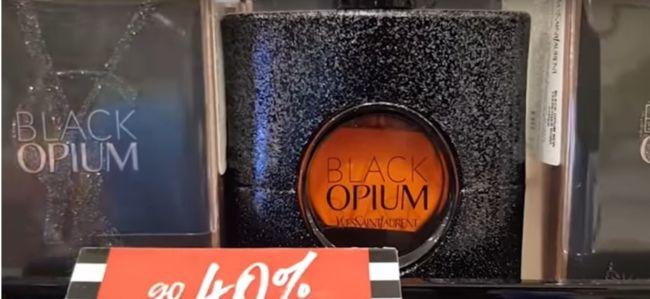 BLACK OPIUM от YvesSaintLaurent