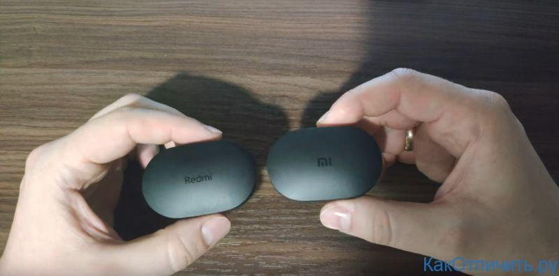 Кейсы Airdots и Mi True Wireless Earbuds
