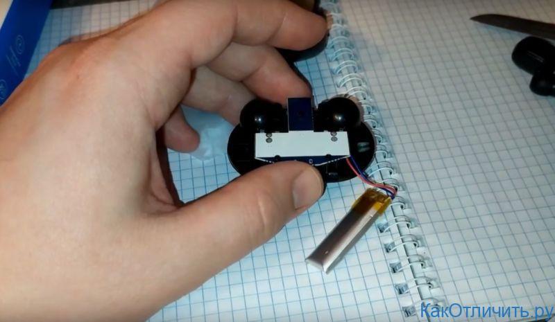Поддельный аккумулятор Mi True Wireless Earbuds Basic