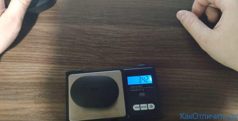 Вес Mi True Wireless Earbuds