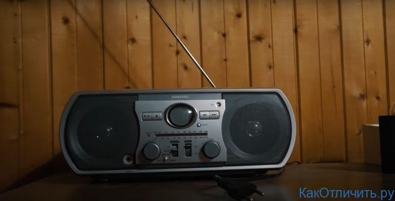 Изготовление стилуса из антенны радиоприемника