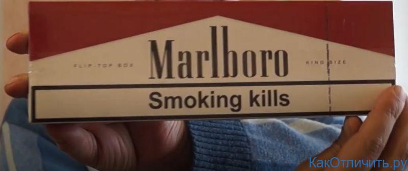 Блок Marlboro duty free