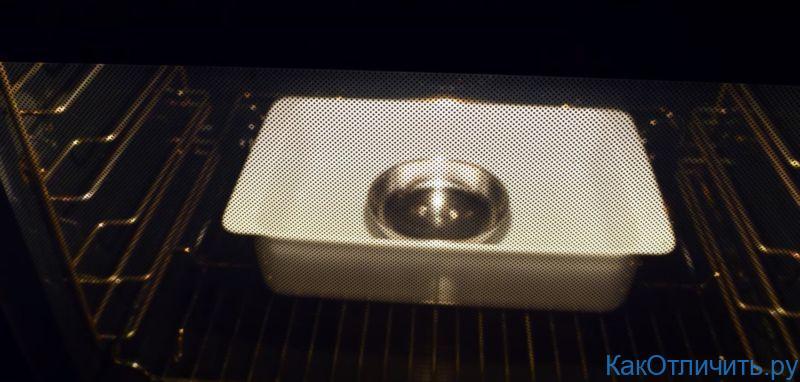 Эксперимент с нагреванием муассанита